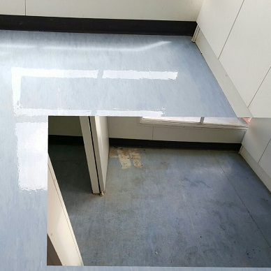 Vinyl Floor Strip Seal And Buffing In Melbourne Best And Less
